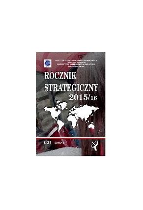 2015/16 ROCZNIK STRATEGICZNY <br>tom 21
