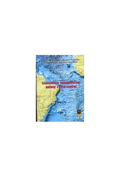 SUROWCE MINERALNE MÓRZ I OCEANÓW