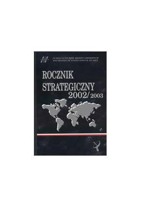 ROCZNIK STRATEGICZNY 2002/2003