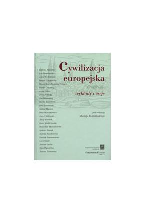 CYWILIZACJA EUROPEJSKA <br>Wykłady i eseje <br>Przepraszamy, nakład wyczerpany!