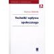 TECHNIKI WPŁYWU SPOŁECZNEGO<br>seria: Wykłady z Psychologii,  t. 12