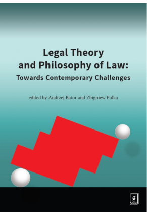 LEGAL THEORY AND PHILOSOPHY OF LAW: <br>Towards Contemporary Challenges