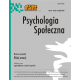 2013 PSYCHOLOGIA SPOŁECZNA NR  3 (26),  tom 8 <br> UWAGA! Do kupienia także w PDFie