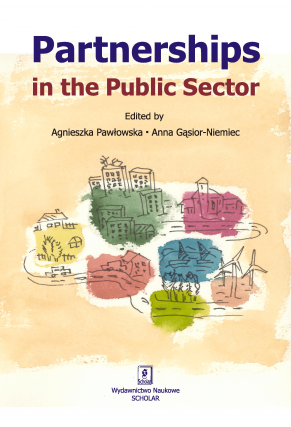 PARTNERSHIPS <br>in the Public Sector