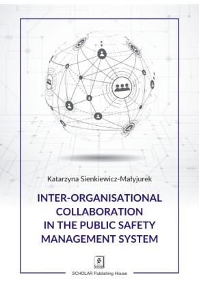 INTER-ORGANISATIONAL COLLABORATION <br>in the Public Safety Management System