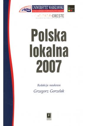 POLSKA LOKALNA 2007