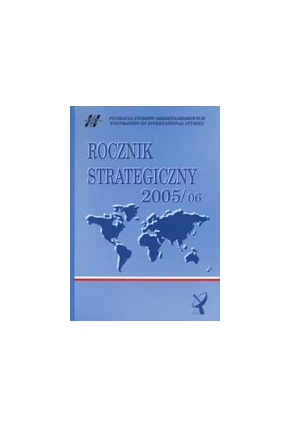 ROCZNIK STRATEGICZNY 2005/2006