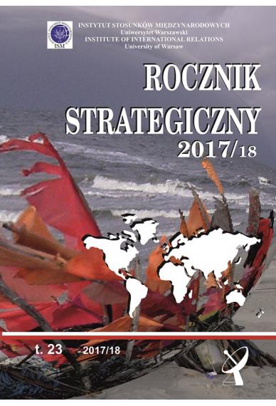 2017/18 ROCZNIK STRATEGICZNY <br>t. 23
