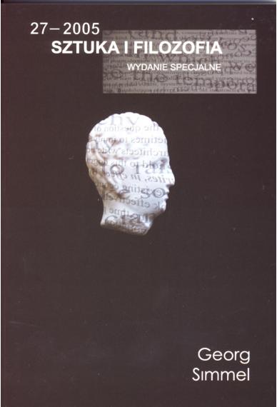 2005 SZTUKA I FILOZOFIA t. 27