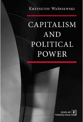 CAPITALISM AND POLITICAL POWER