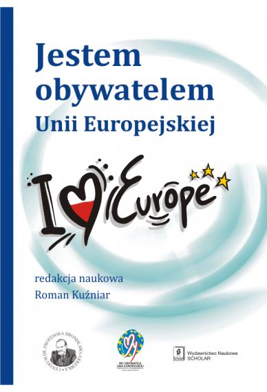 JESTEM OBYWATELEM UNII EUROPEJSKIEJ
