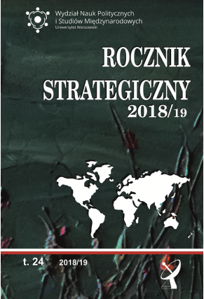 2018/19 ROCZNIK STRATEGICZNY