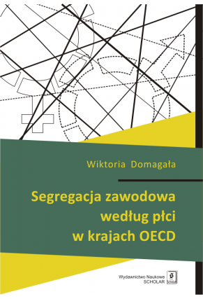SEGREGACJA ZAWODOWA WEDŁUG PŁCI <br>w krajach OECD