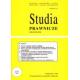 2006 STUDIA PRAWNICZE nr 2 <br>UWAGA!!! Do kupienia WYŁĄCZNIE w PDFie