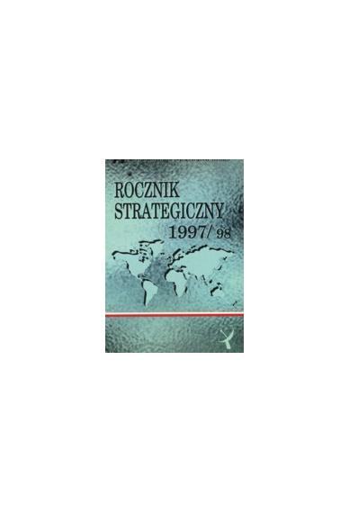 ROCZNIK STRATEGICZNY 1997/98