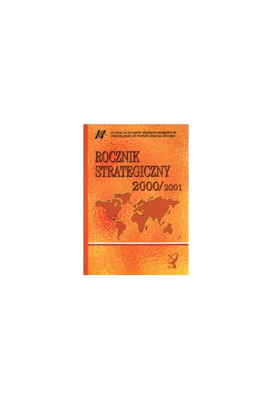 ROCZNIK STRATEGICZNY 2000/2001